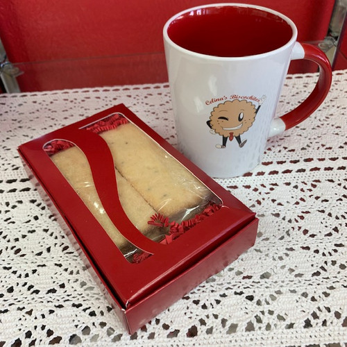 Traditional Biscochito Coffee Dunkers Gift Set
