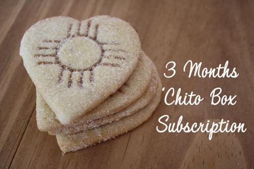 3 Month LARGE  'Chito Subscription
