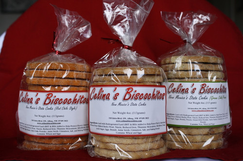 3 Dozen Biscochitos
