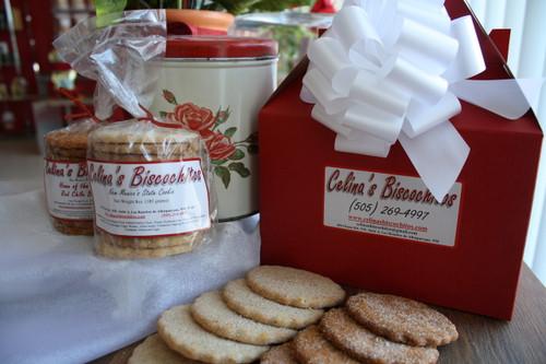 2 Dozen Biscochito Gift Box