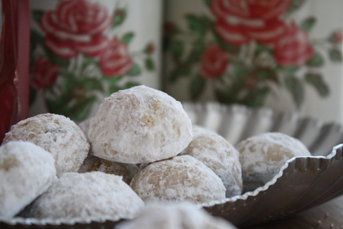 Celina's Authentic Wedding Cookies