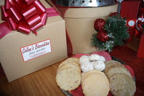 Christmas in New Mexico Gift Box