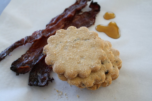 Featured Cookie:  Maple Bacon