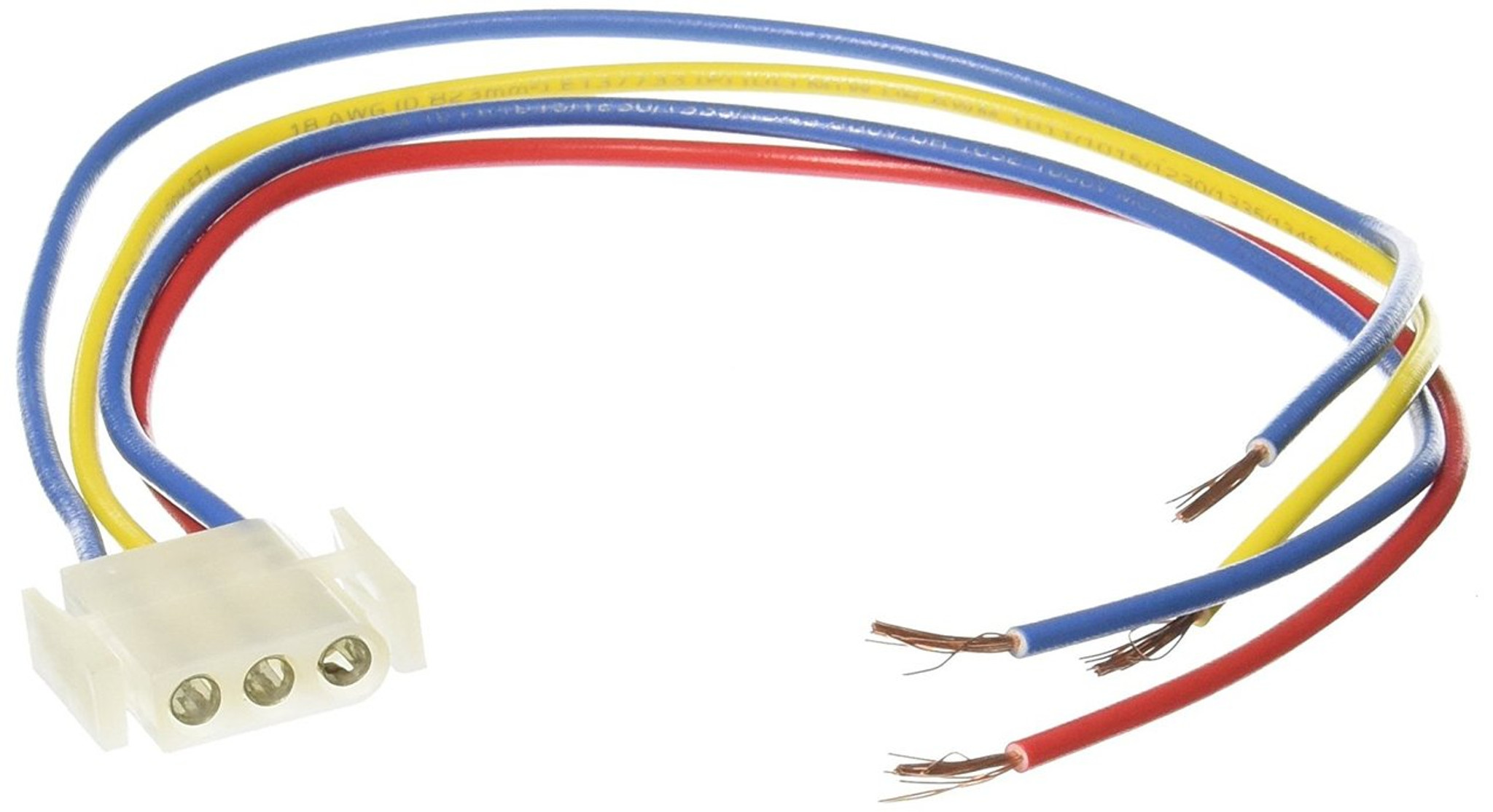 Suburban Furnace Power Supply Wire Harness 520322 (3 pin ) on