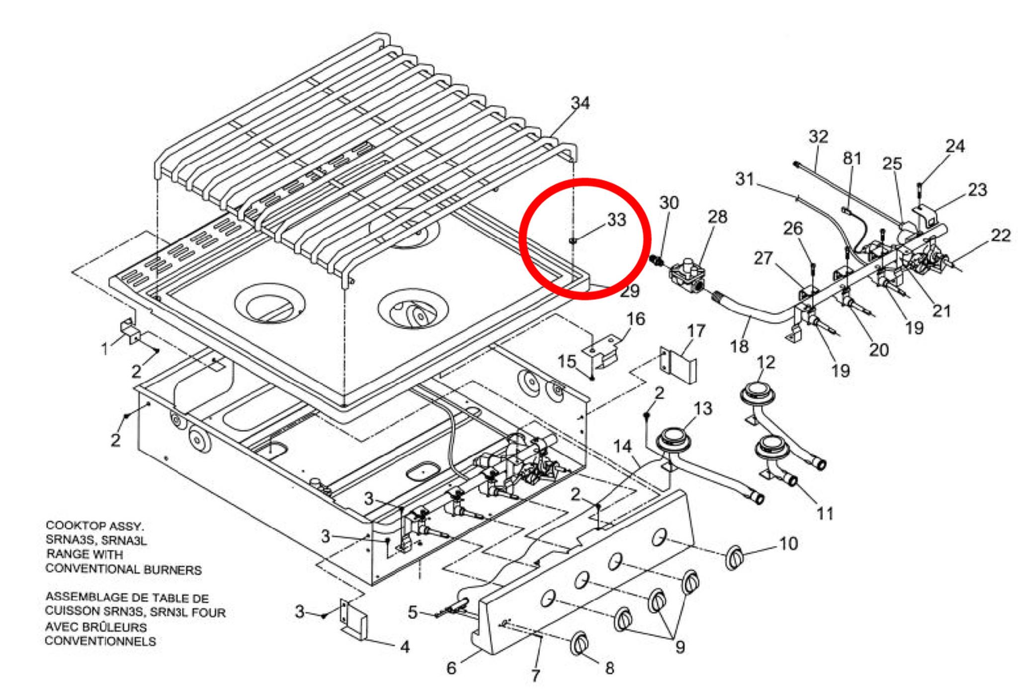 Rv Stove Diagram - Wiring Diagrams Word on