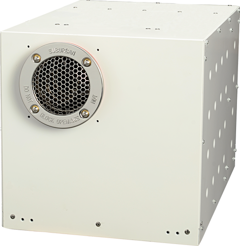 Water Heater; LP Gas; With Pilot And Direct Spark Ignition Options; 60,000 BTU; 12-1/2 Inch Height x 12-1/2 Inch Width x 20 Inch Depth; 36 Pounds When Installed; With Built-In Freeze Protection Mechanism; 2-Stage Modulating Combustion System Monitors (MCS)