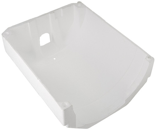 Water Heater Insulation; For 6 Gallon Suburban Water Heater; Half Jacket