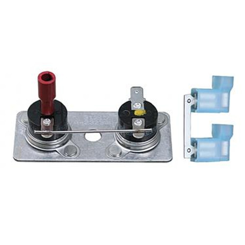 Water Heater Thermostat Switch; For Suburban Water Heater; Hi-Limit; 120 Volt; Without Reset Switch; 140 Degree