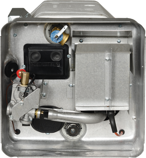 Water Heater; Electric; Model Number SW16DE; 16 Gallon; Direct Spark Ignition; With 12 Volt Relay