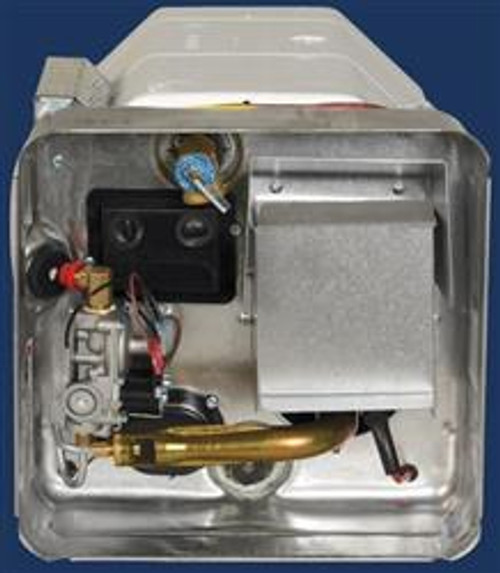 Water Heater; Electric; Model Number SW6DEM; 6 Gallon; Direct Spark Ignition