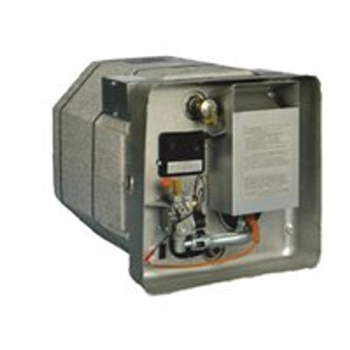 Water Heater; Tank Style; 16 Gallon; Gas & Electric; DSI; Without Access Door;