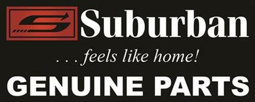 Furnace Burner Orifice; For Suburban Furnace SF-35/ SF-35F (Above Serial No. 021206467)/ SH-35/ SH-35F/ SF-35Q/ SF-35FQ