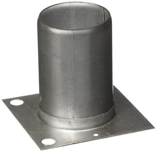 Furnace Intake Tube; For Suburban Furnace NT12S/ NT-16S/ NT-20S/ NT-16SQ/ NT-20SQ/ NT-30SP/ NT-34SP; 3 Inch Length; With Gasket