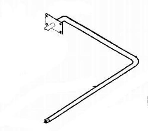Furnace Manifold; Use With Suburban Furnace Model P-40/ NT40