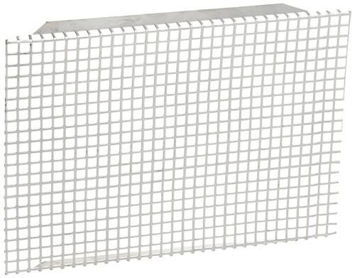 Water Heater Access Door Grille; Water Heater Door Screen; For Suburban 10 Gallon Standard Water Heater; 9-1/2 Inch Wide x 6-3/4 Inch Length