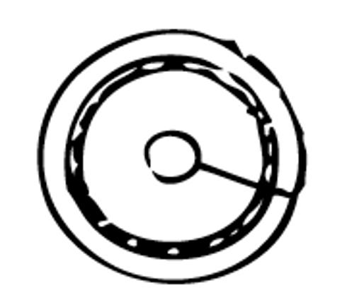 Suburban Water Heater Gas Line Grommet (070989)