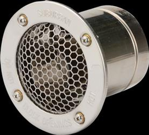 Wall Vent; For 2 To 3 Inch Wall Thickness; 3 Inch