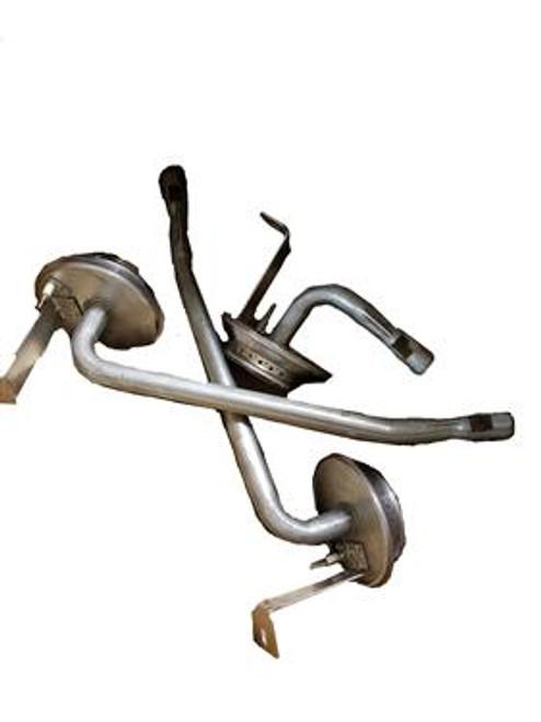 Stove Burner; Center Burner/ Right Rear Burner/ Left Rear Burner; Fits Suburban 010870/ 010871/ 010872/ 010867/ 010868/ 010869