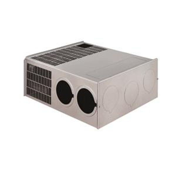 Furnace; SF Series; SF Series; Model Number SF-35Q; LP; 35,000 BTU; 1 Stage; Side/ Top And Bottom Duct Discharge; 8 Amp Draw; 17 Inch Width x 7-1/2 Inch Height x 20 Inch Depth; 25.82 Pounds; With Energy-Saving Direct Spark Ignition; With Vent Kit For 1-1/2 Inch Wall