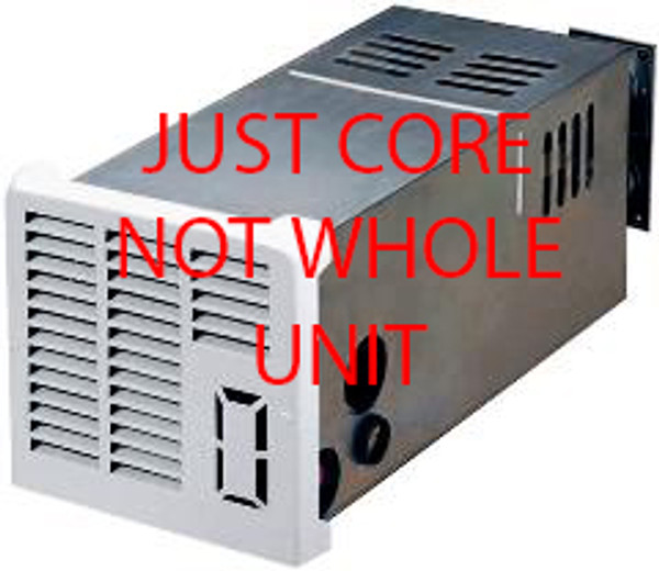 Furnace Core; NT-SEQ Series; Replacement For Suburban NT-16SEQ/ NT-20SEQ Furnaces; Model RP-16NEQ; 16000 BTU; With Electronic Ignition; 9.375 Inch Height x 9.375 Inch Width x 27 To 27-3/4 Inch Depth