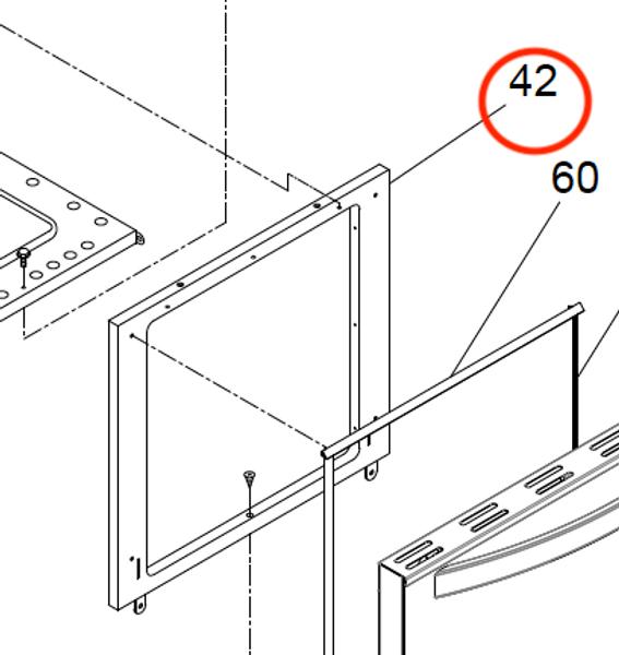 Suburban Elite Series Range Inner Door Frame (102865GT) Long Range