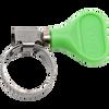 "Easy Turn Hose Clamp 3/4"" (green)"