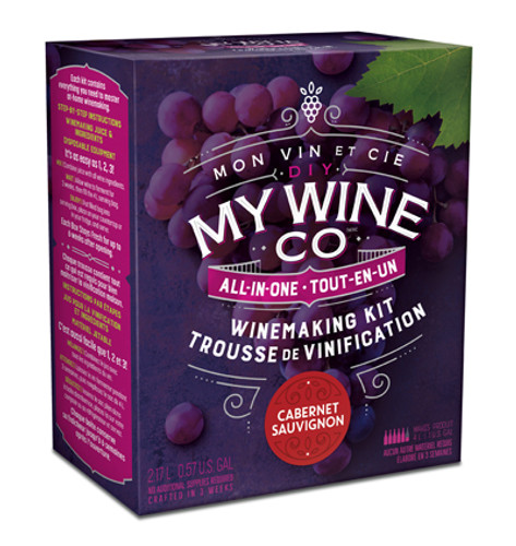 DIY My Wine Co - Cabernet Sauvignon