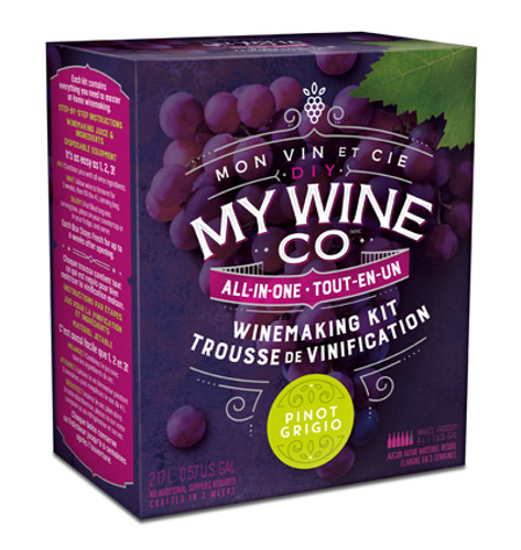 DIY My Wine Co - Pinot Grigio