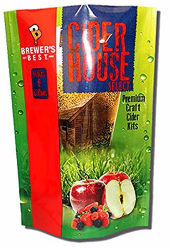 Mixed Berry Cider Kit