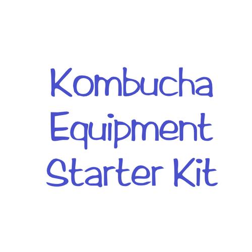 Kombucha Equipment Kit - 1 gal