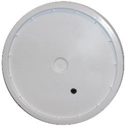 7.9 Gallon Bucket Lid Drilled w/ Gommet
