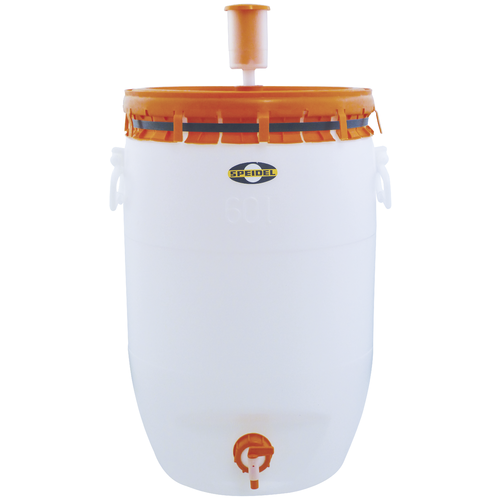 Speidel Plastic Fermenter - 15.9 gal (60l)