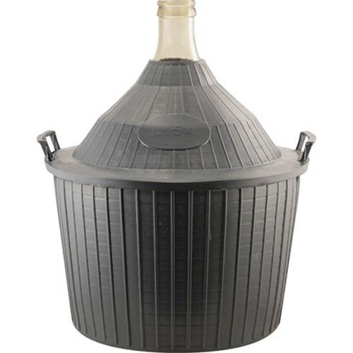 USED 54 Liter Glass Demijohn ~15 Gallon (Italian)