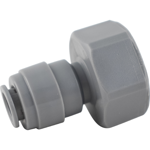 Duotight Push-In Fitting - 8 mm (5/16 in.) x Female Beer Thread