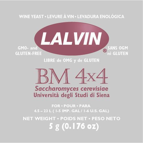 Lalvin - BM 4x4