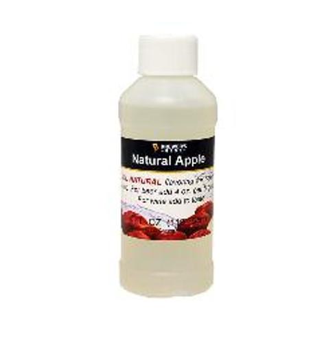 Apple Natural Fruit Flavor 4oz