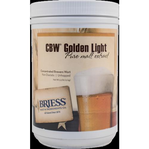 Briess Golden Light Extract 3.3lb