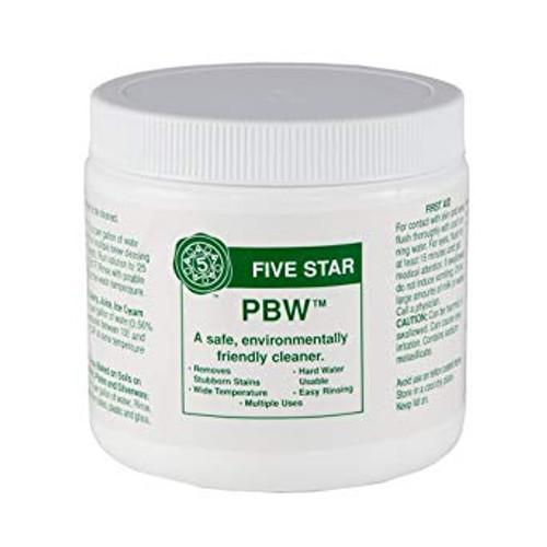 P.B.W. Powdered Brewery Wash 1lb
