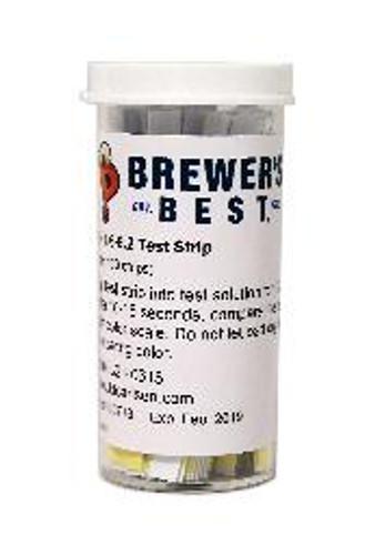 Ph Test Papers Beer Range