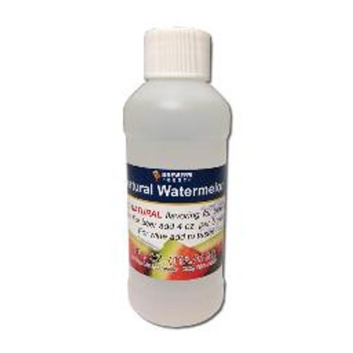 Watermelon Natural Fruit Flavor 4oz