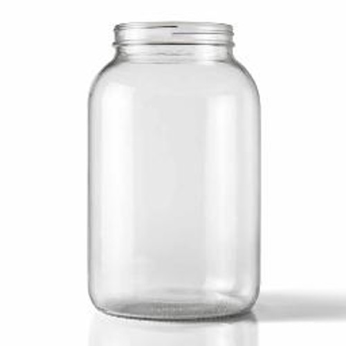 1 Gallon Wide Mouth Jar