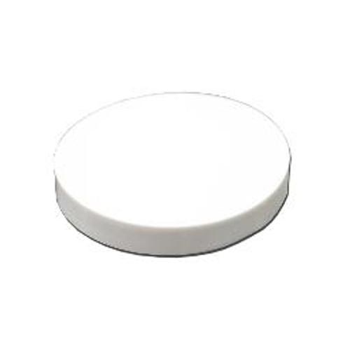 1 Gallon Glass Jar Lid - solid