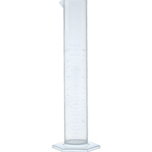 Plastic Graduated Cylinder - 250 mL