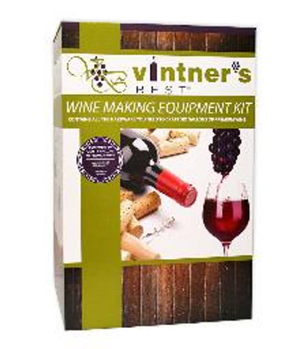 Winemaking Equipment Kit - 6 gallon