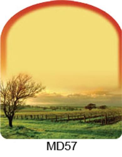 Fall Vineyard Labels - 30 ct (MD57WF)