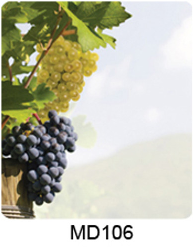 Vineyard Grapes Labels - 30 ct (MD106WF)