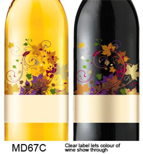 Flourish Labels - 30 ct (MD67C-2)