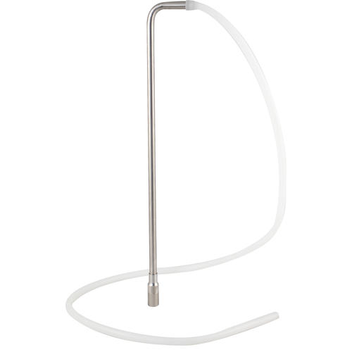 Easy Jiggler - Stainless Auto Siphon