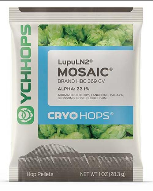 Mosaic Cryo Pellets 1oz