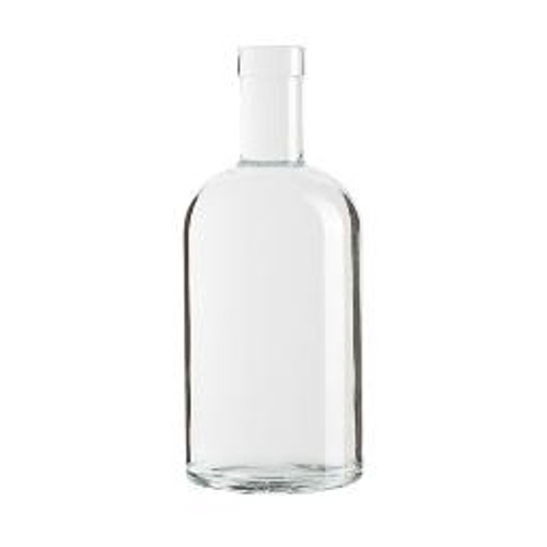 Liquor Bottle Clear - 750ml EACH